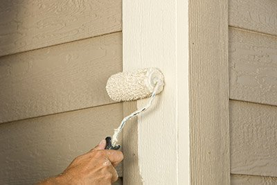 Fix up Your Facade With a Fresh Paint Job on the Porch