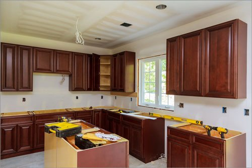 updating kitchen cabinets without replacing them