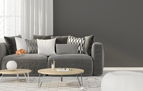 The New Trend of Monochrome Gray Interiors