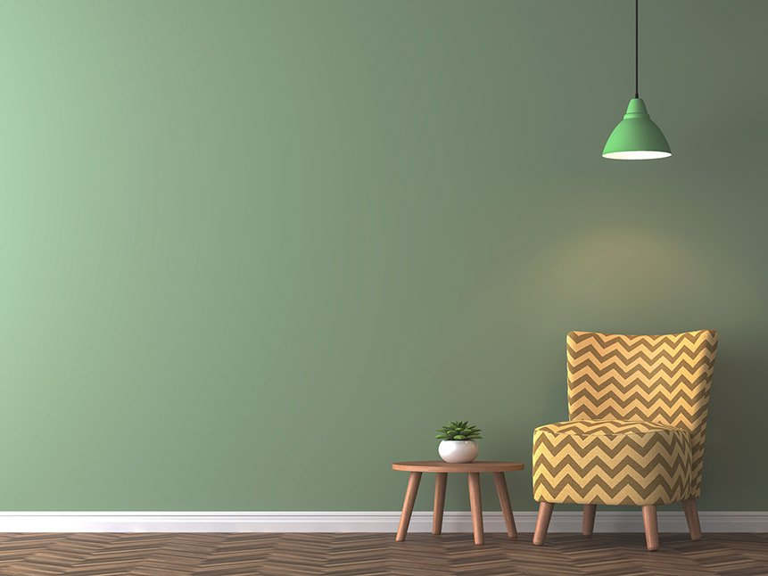 Choose a Color Scheme for Your Home's Walls